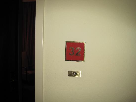 Hotel Das Tyrol: Zimmernr.
