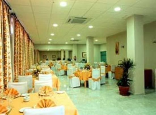 Hotel Triunfo Granada Sur: Restaurant