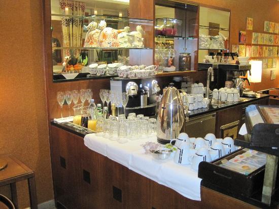 Small Luxury Hotel Das Tyrol: Frühstücksraum