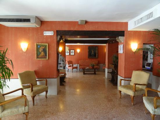Hotel Al Sole: Reception