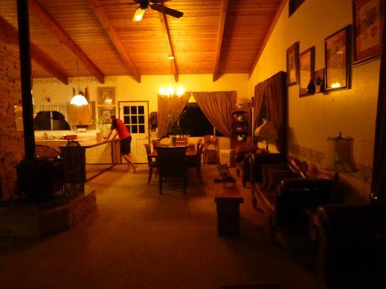 Lokahi Lodge: Gemeinschaftsraum