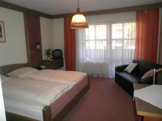 Drei Linden: Gästezimmer im Gästehaus Typ A