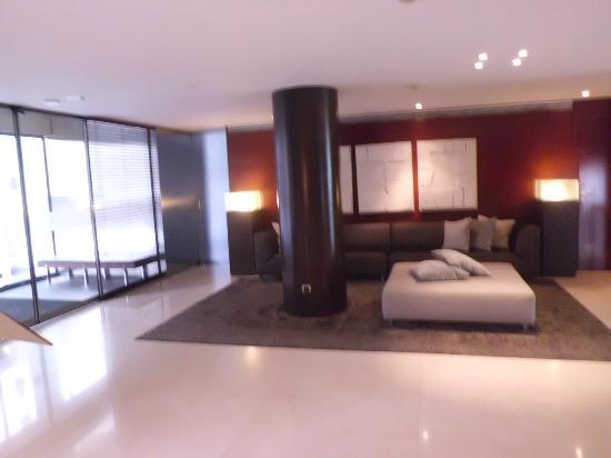 Hotel Zenit Borrell: Lobby