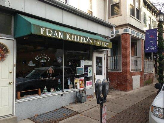 Fran Keller's Eatery. Good diner food in Kennett Square, PA