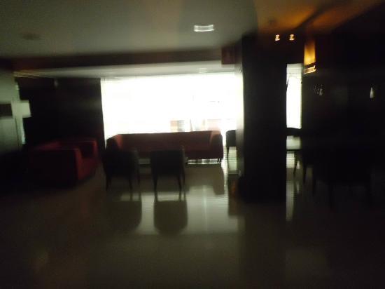 Hotel Zenit Borrell: Salón de congresos