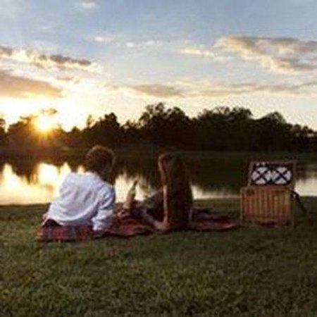 The Inn at Dos Brisas: Activity: Romantic Picnic on Grounds