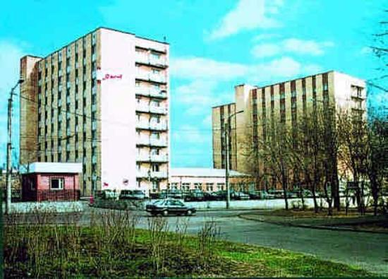 Photo of Yakhont Hotel Krasnoyarsk