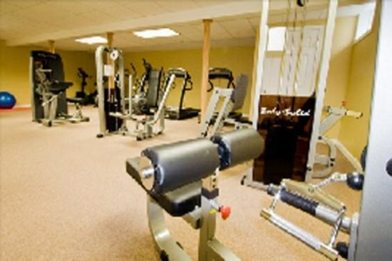 The Admiral's Inn: Fitness Center