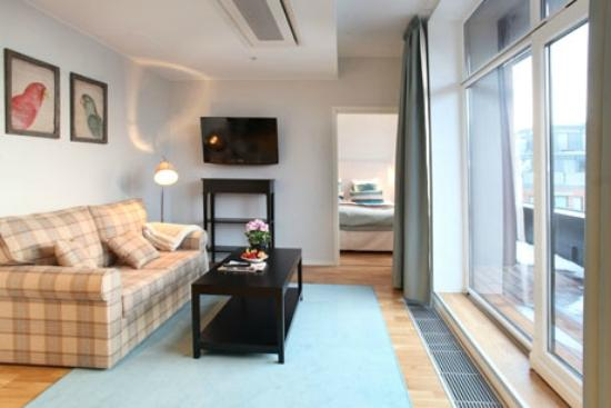 Bizapartment Gardet: One Bedroom Superior Apartment