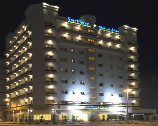Star Metro Al Barsha: DXBBAS