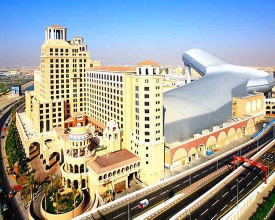 Star Metro Al Barsha: DXBBASB