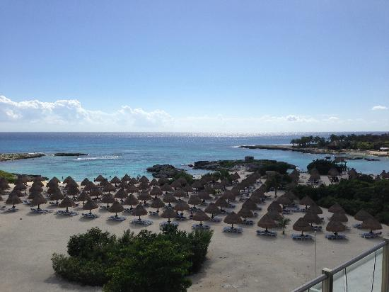 Grand Sirenis Riviera Maya Resort & Spa: View from the top of the Presidential Suite