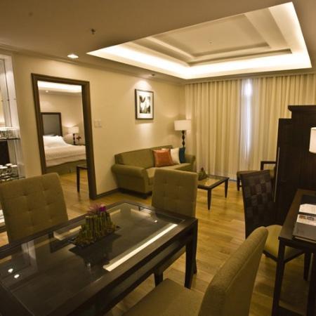 Hotel Venezia: One bedroom suite