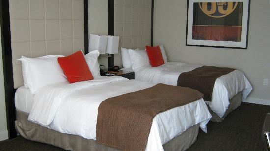 Loews Atlanta Hotel: Comfy beds