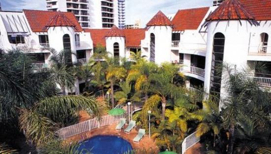 Copacabana Apartments Gold Coast