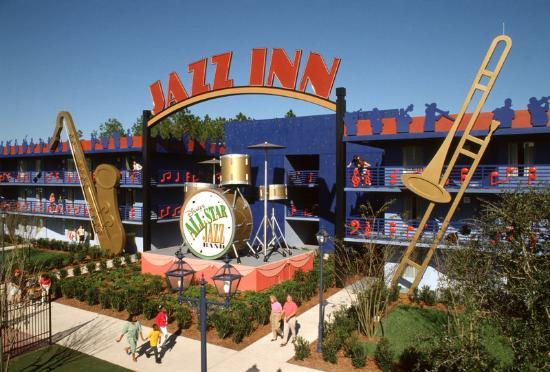 Disney S All Star Music Resort