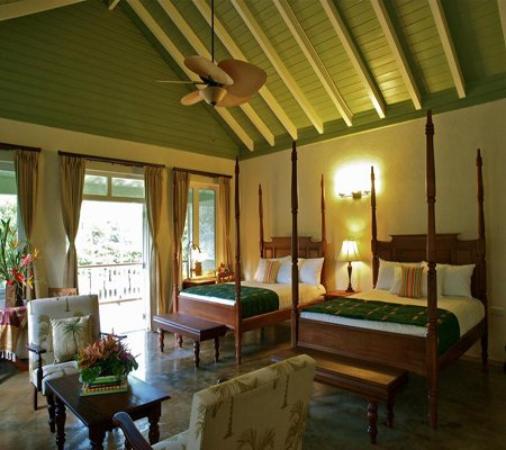 Rosalie Bay Resort : Suite