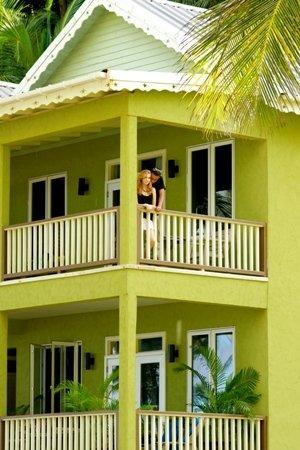 Rosalie Bay Resort : Oceanfront Accommodations