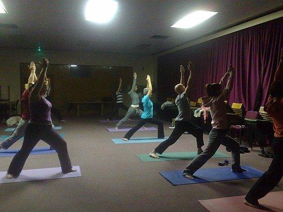 Vernyoga - Yoga, Fitness and Therapies: Weybridge class