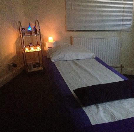 Vernyoga - Yoga, Fitness and Therapies: Therapy Room