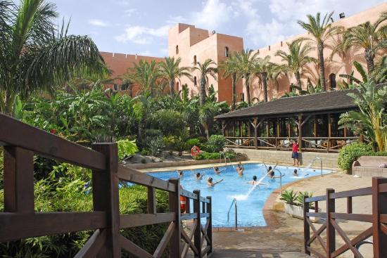 Playacalida Spa Hotel: Pool View