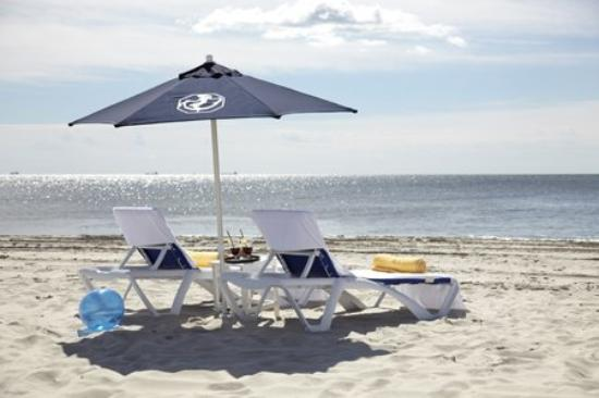 Allegria Hotel: Allegria Beach And Sand