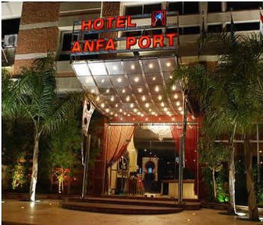 Hotel Anfa Port: Exterior
