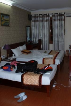 New Vision Hotel: Room 307