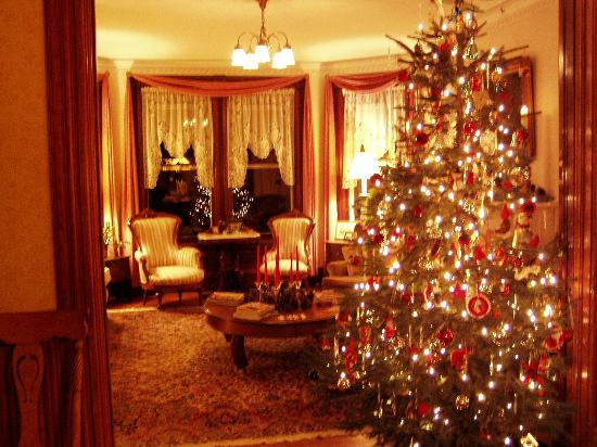 River Hill Bed and Breakfast: Christmas at River Hill