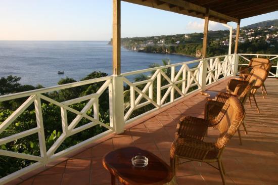The Tamarind Tree Hotel & Restaurant : Exterior