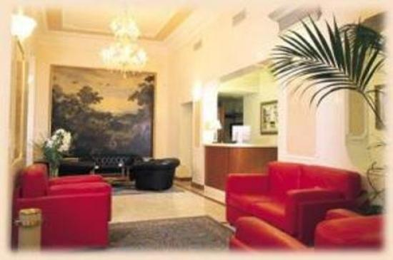 Strozzi Palace Hotel: Lobby View