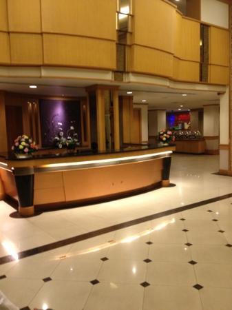 โรงแรมบอสโซเทล กรุงเทพฯ: hotel lobby