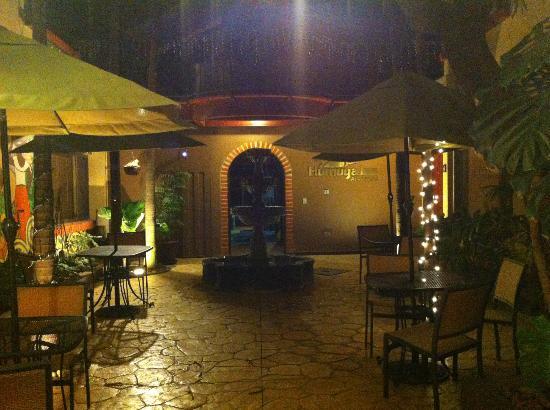 Hotel Humuya Inn : so cozy