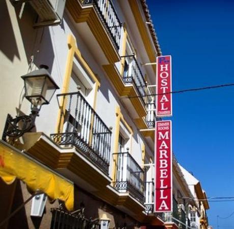 Hotel Hostal Marbella