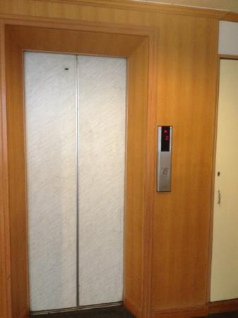 Bossotel Bangkok: hotel lift