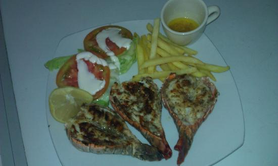 Anna's Lunch Box : Grill Lobster
