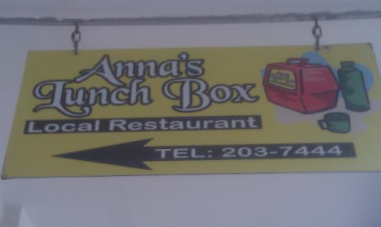 Anna's Lunch Box