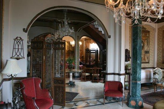 Mansion del Rio: le salon
