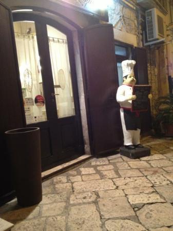 Gioia del Colle, Italia: ingresso
