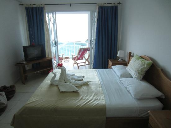 Ocean View Guest House: View