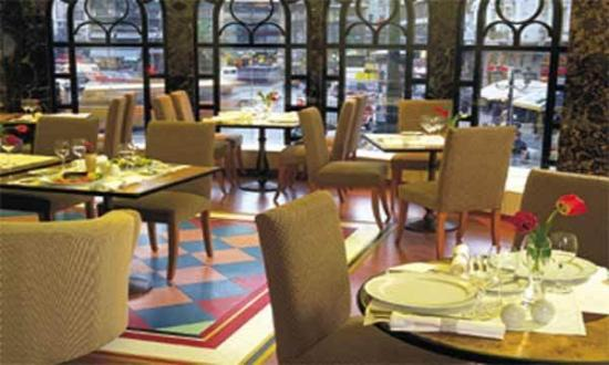 Classical Fashion House Hotel: Restaurant