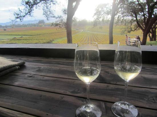Scribe Winery : A wonderful tasting experience!