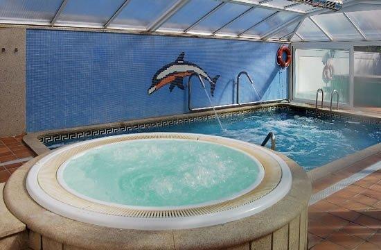 Hotel Bosque-mar: Spa bosquemar