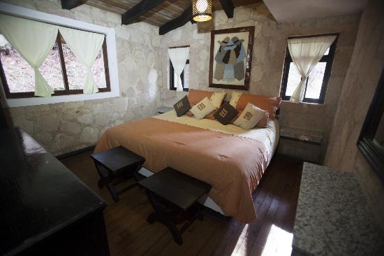 Mazamitla, México: Cabaña Grande, recámara principal