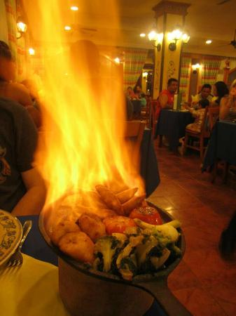ClubHotel RIU Jalisco: Brazilian Restaurant