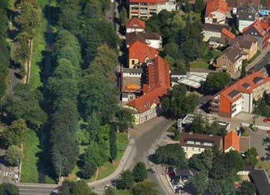 Hotel Harzer Hof: Aerial View