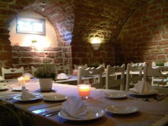 Hotel Villa Marstall Vaulted Cellar
