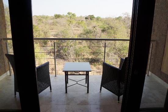 Kapama River Lodge: View from my balcony