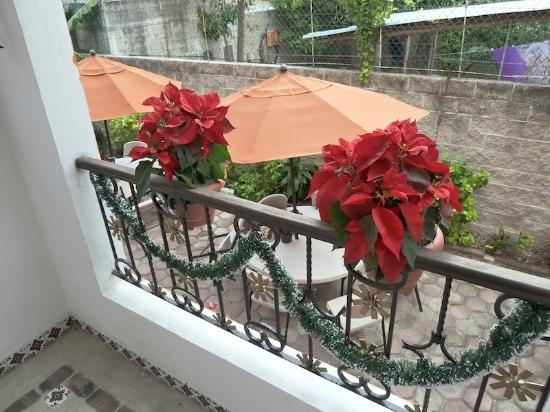 Suites Fenicia: christmas decoration