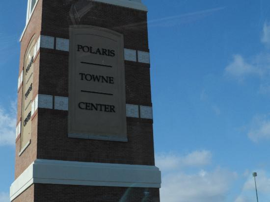 Great mall, just stay away from S & P Salon - Review of Polaris ...